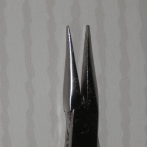 chain nose jeweler tool